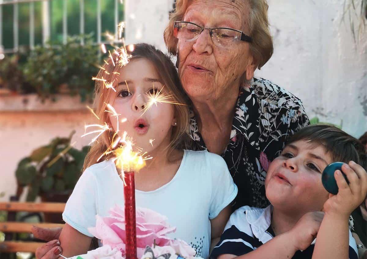 Grandparents' right to see grandchildren copy